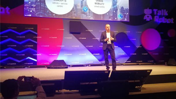 Web Summit 2017: VW und Google arbeiten bei Quantencomputern zusammen