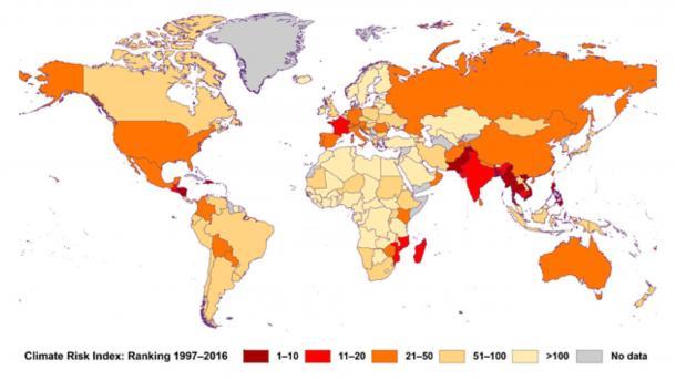 Studie: Deutschland stärker von Extremwetter betroffen
