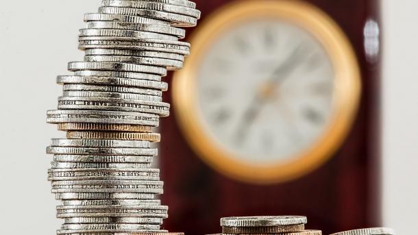 Geld, Münzen, Währung, Kryptowährung, Bitcoin