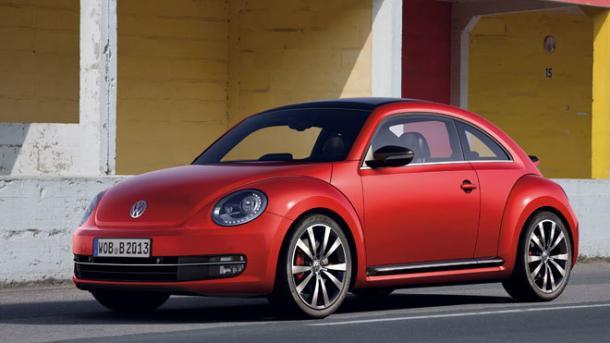Elektroautos: VW könnte Beetle elektrifizieren