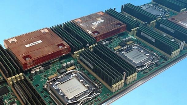 Cray XC50: ARM-Blade mit Cavium ThunderX2