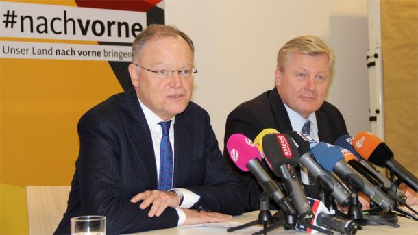 Niedersachsen: Rot-Schwarz will Staatstrojaner, Gigabitnetz und Gratis-WLAN