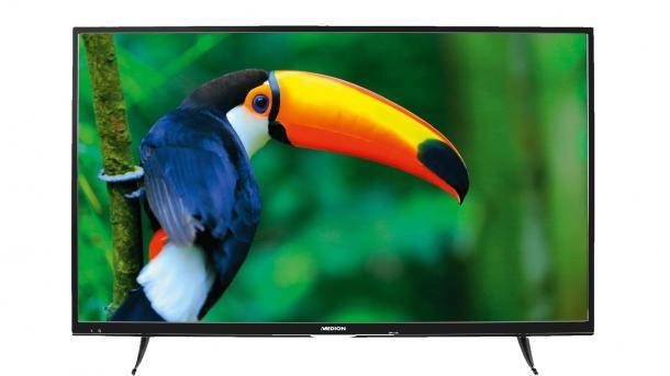 4K-Fernseher von Aldi: Schnäppchen mit Tücken