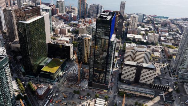 Mehr als Steuergeschenke: Was US-Städte Amazon für zweites Hauptquartier bieten