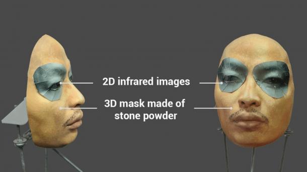 Face-ID-Maske