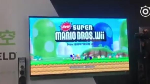 In China: Wii-Spiele Mario, Zelda und Co kommen auf Nvidia Shield TV