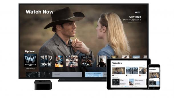 Apples TV-App