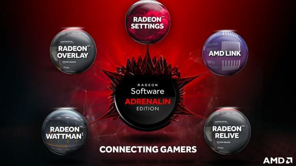 AMDs Mega-Treiberupdate Adrenalin Edition: Grafikkarte per Handy auslesen, verbesserte 3D-Funktionen