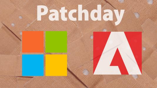 Patchday: Microsoft patcht viel, Adobe nur wenig