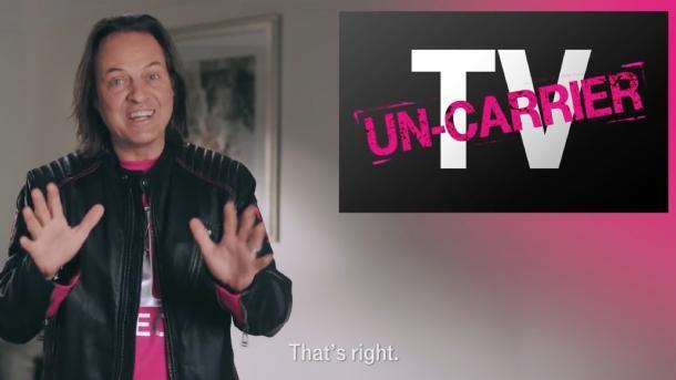 T-Mobile US kauft Layer3 TV und will eigenen TV-Dienst anbieten