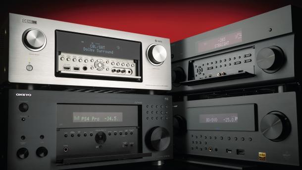 AV-Receiver im Test: Toller Atmos-Sound dank Raumkorrektur