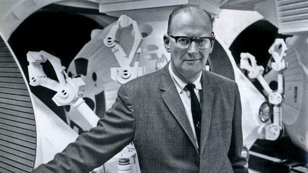 Viele seiner Träume wurden wahr - Arthur C. Clarke würde 100