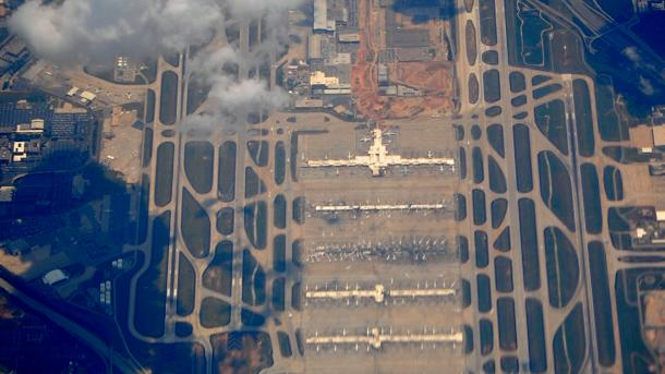 Chaos im Flugverkehr nach Stromausfall am Flughafen Atlanta