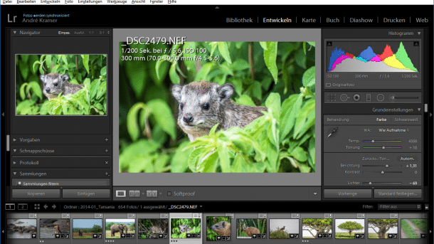 Letzte Version von Adobe Lightroom 6 erschienen