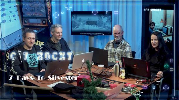 "c't zockt Special ""7 Days To Silvester"""