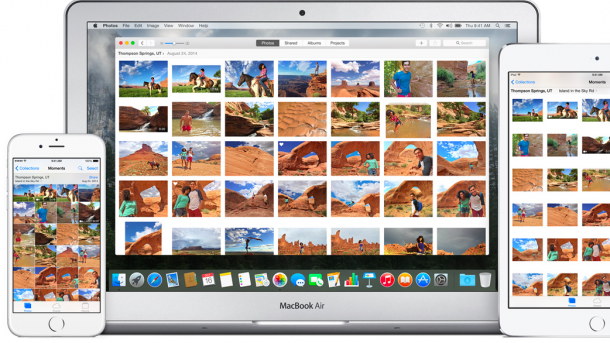 Apples Fotos-App