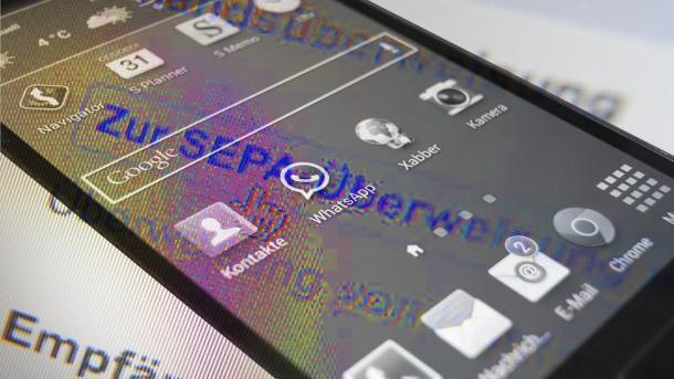 Mobile Banking wird schneller
