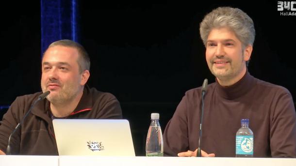 34C3: Hacker werben für Cryptocats als Update-Bonus und Cloud-Exorzismus