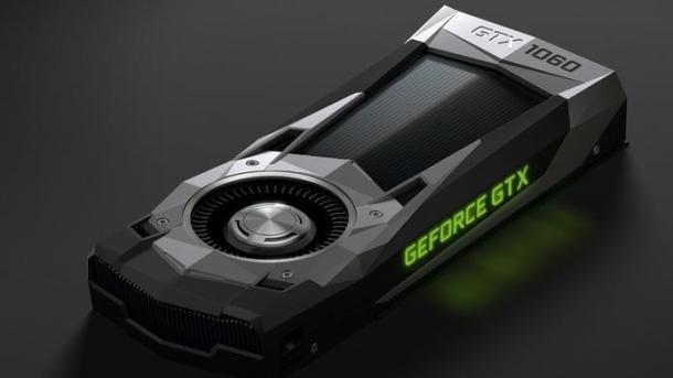 Nvidia bringt GeForce GTX 1060 mit 5 GByte für chinesische Gaming-Cafés