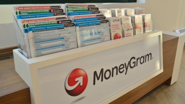 Moneygram-Formulare