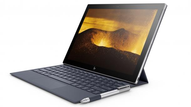 HP Envy X2: Windows-Tablet mit Core-i-Prozessor