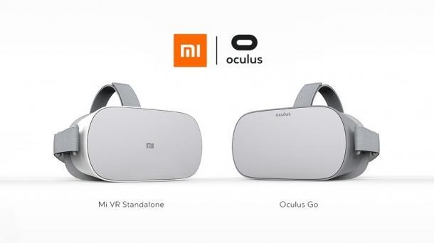 Facebooks VR-Brille Oculus Go wird von Xiaomi gebaut