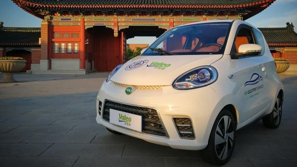Elektroauto: Valeo zeigt Konzept für 7500-Euro-Auto