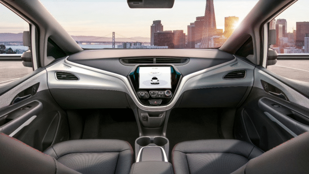 Autonomes Fahren: General Motors will lenkradlos testen