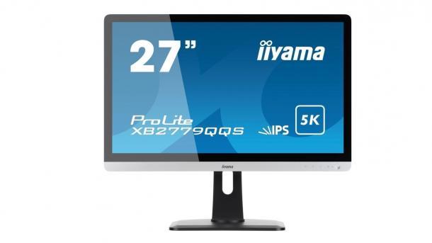 iiyama ProLite XB2779QQS-S1: Günstiges 5K-Display mit IPS-Panel für 760 Euro