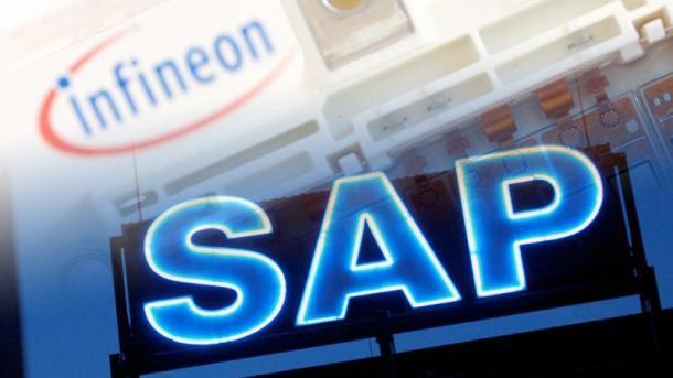 Thomson Reuters sieht SAP und Infineon unter den 100 gesündesten und erfolgreichsten Hightech-Unternehmen