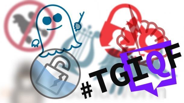 #TGIQF - das Quiz: Keine Lücke ohne Logo!
