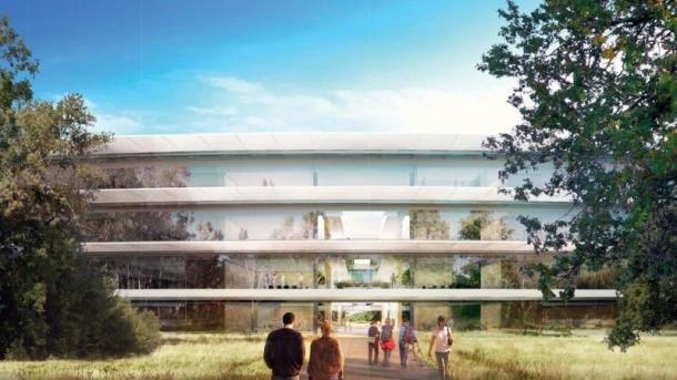 Neuer Apple Campus