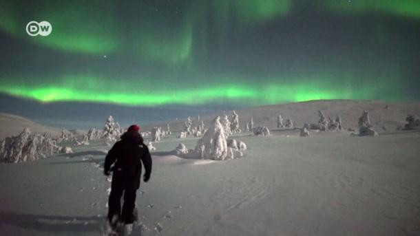 Mediathek-Tipps: Polarlichter und ein Meister der Fotografie