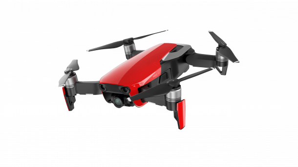 DJI Mavic Air geleakt: 4K-Drohne mit 21 Minuten Flugzeit
