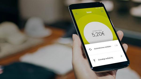 P2P-Payment: Mit Boon jetzt auch Geld verschicken
