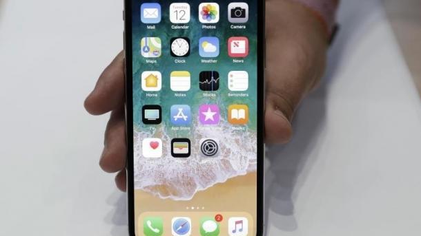 Bericht  Apple fährt Produktion des iPhone X deutlich zurück  0a13f7da67