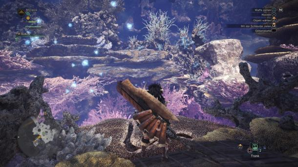 Monster Hunter World angespielt: Motivierende Monsterhatz