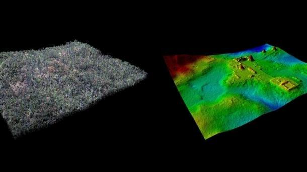 Lidar-Archäologie: Maya-Reich wohl deutlich dichter besiedelt