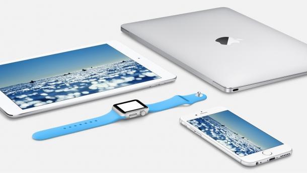 Bericht: Frische Apple-Produkte ab März