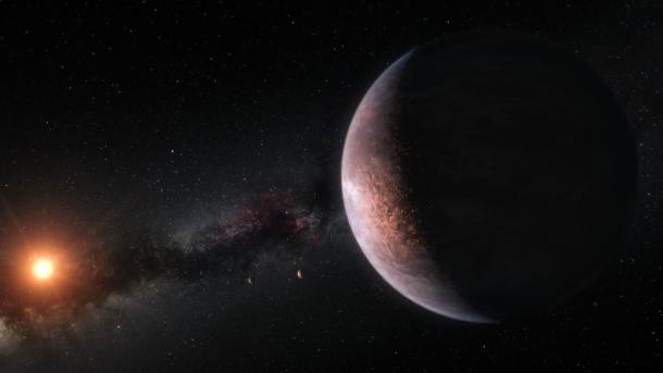 TRAPPIST-1: Sieben Gesteinsplaneten mit teilweise sehr viel Wasser
