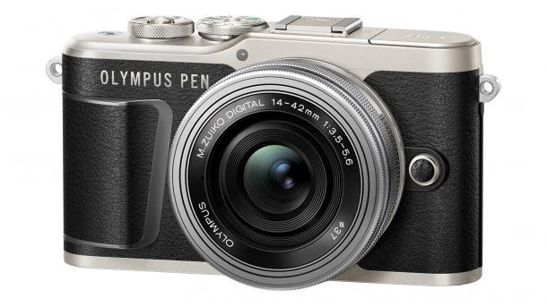 Olympus stellt spiegellose Systemkamera E-PL9 vor