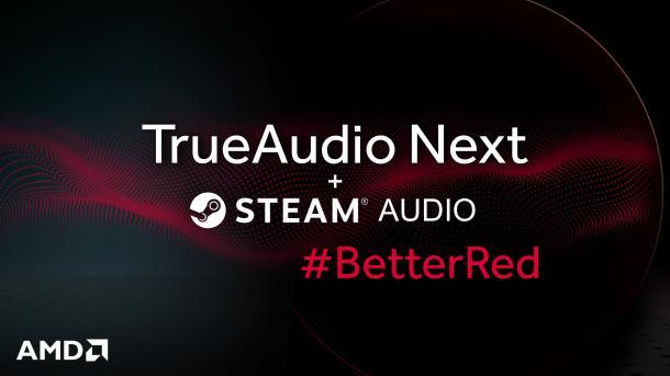 Top-Sound dank Grafikchips: Valve integriert AMD TrueAudio Next in Steam Audio