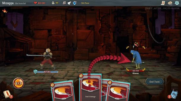 Slay The Spire angespielt: Kartenspiel trifft Dungeon-Crawler