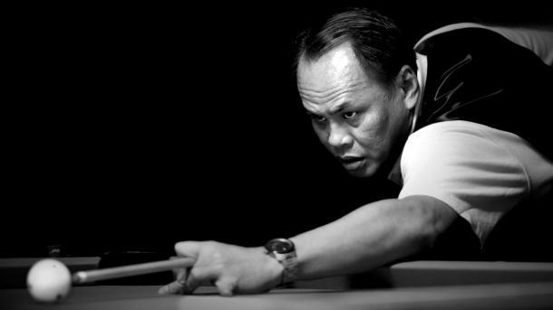 Billiardspieler
