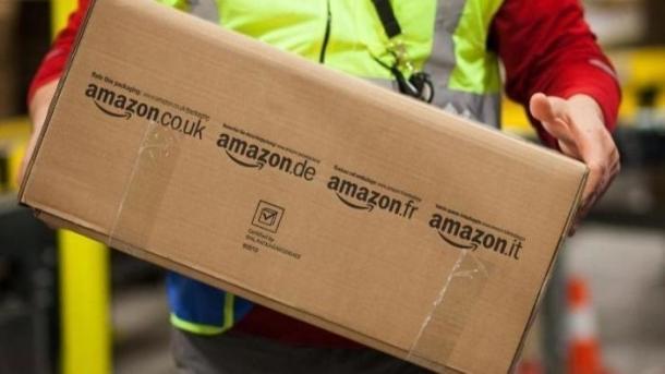 amazon Paketdienst