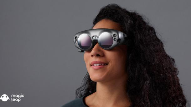 Axel Springer investiert in Start-up Magic Leap