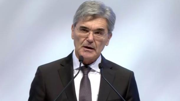 Siemens-Chef Kaeser: Jobabbau nur Vorgeschmack auf Industrie-Wandel
