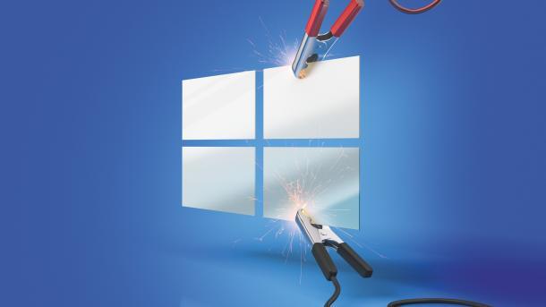Windows hilft sich selbst