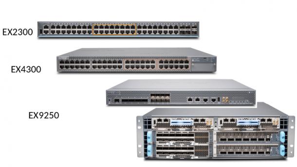 Juniper veröffentlicht neue Switches und Dienste für die Multicloud