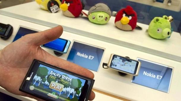 """""""Angry Birds"""" im Sturzflug: Rovio verliert Hälfte des Börsenwerts"""